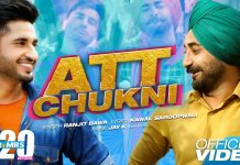 NEW RELEASE: ATT CHUKNI FROM THE UPCOMING MOVIE 'MR & MRS 420 RETURNS'