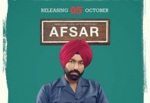 NEW RELEASE: SUN SOHNIYE FROM THE UPCOMING MOVIE 'AFSAR'