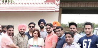 MANDY TAKHAR JOINS THE CAST OF PUNJABI MOVIE 'TELEVISION'