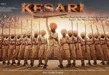 AKSHAY KUMAR UNVEILS POSTER FOR UPCOMING MOVIE 'KESARI'