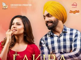 NEW RELEASE: FAKIRA FROM THE UPCOMING MOVIE 'QISMAT'