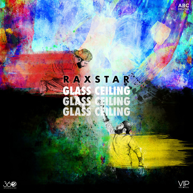 RAXSTAR RELEASES HIS ANTICPATED ALBUM 'GLASS CEILLING'