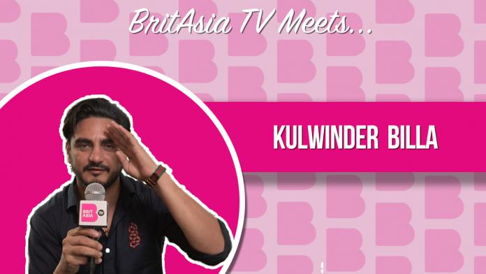 BRITASIA TV MEETS: KULWINDER BILLA