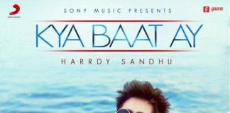 HARRDY SANDHU SHARES FIRST LOOK AT HIS UPCOMING TRACK