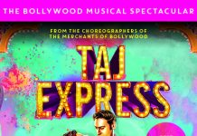 BOLLYWOOD MUSICAL 'THE TAJ EXPRESS' COMES TO BIRMINGHAM
