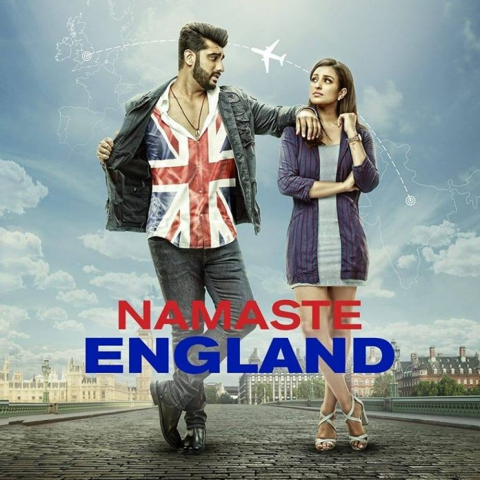 ANOTHER TRAILER FOR NAMASTE ENGLAND HAS BEEN RELEASED