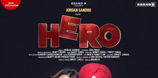 NEW RELEASE: JORDAN SANDHU - HERO