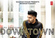 NEW RELEASE: GURU RANDHAWA – DOWNTOWN