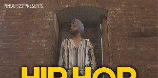 NEW RELEASE: G. SIDHU – HIP HOP