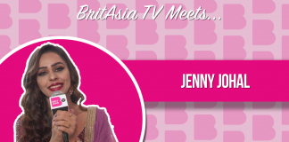 BRITASIA TV MEETS JENNY JOHAL