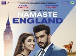 NEW RELEASE: TU MERI MAIN TERA FROM THE UPCOMING MOVIE 'NAMASTE ENGLAND'