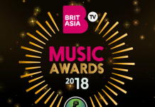 THE WINNERS FROM THE BRITASIA TV MUSIC AWARDS 2018
