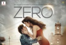 THE TRAILER FOR THE ANTICIPATED BOLLYWOOD 'ZERO' IS HERE