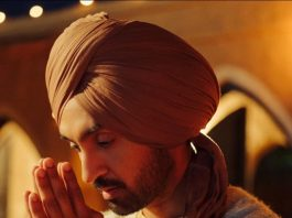 DILJIT DOSANJH SHARES TEASER FOR UPCOMING RELIGIOUS SONG