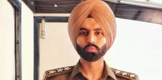 PARMISH VERMA STARTS SHOOTING FOR UPCOMING MOVIE 'SINGHAM'