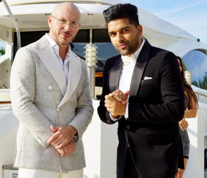 A GURU RANDHAWA AND PITBULL TRACK IS COMING!