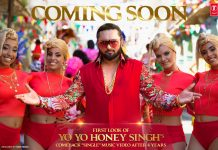 YO YO HONEY SINGH HAS RELEASED A TRAILER FOR 'MAKHNA'