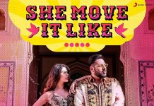 NEW RELEASE: BADSHAH – SHE MOVE IT LIKE