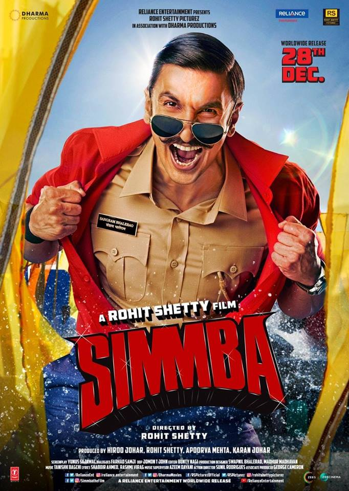 NEW RELEASE: TERE BIN FROM THE UPCOMING MOVIE 'SIMMBA'