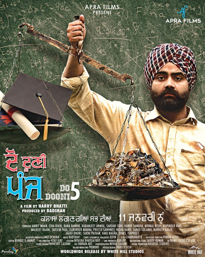THE TRAILER FOR DO DOONI PANJ IS HERE