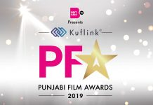 KUFLINK ANNOUNCED AS TITLE SPONSER FOR BRITASIA TV'S PUNJABI FILM AWARDS 2019