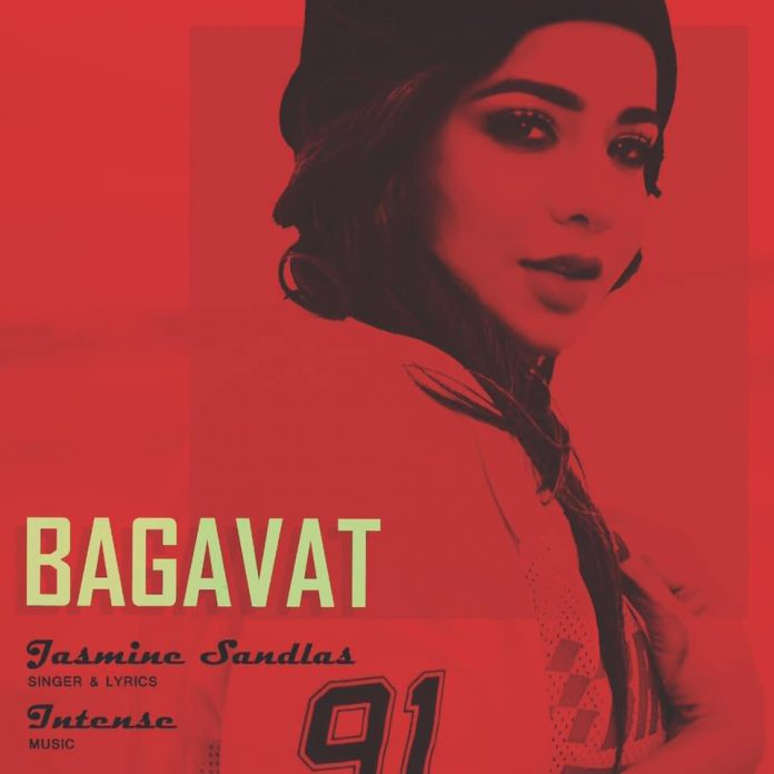 JASMINE SANDLAS ANNOUNCES RELEASE DATE FOR 'BAGAVAT'