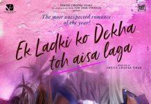 THE TITLE TRACK FOR 'EK LADKI KO DEKHA TOH AISA LAGA' IS HERE