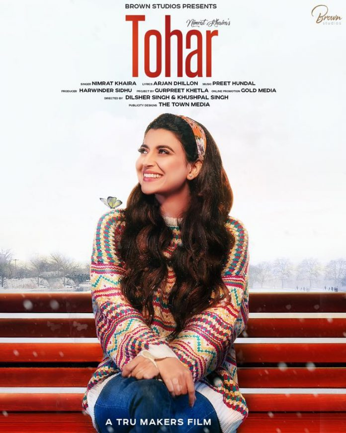 NIMRAT KHAIRA TO KICK OFF THE YEAR WITH A NEW TRACK
