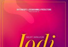 DILJIT DOSANJH SHARES NEW FILM NEWS