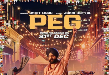 NEW RELEASE: PEG FROM THE UPCOMING MOVIE 'DO DOONI PANJ'