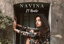 NEW RELEASE: NAVINA - 27 HEARTS