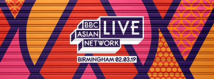 BBC ASIAN NETWORK LIVE RETURNS TO BIRMINGHAM