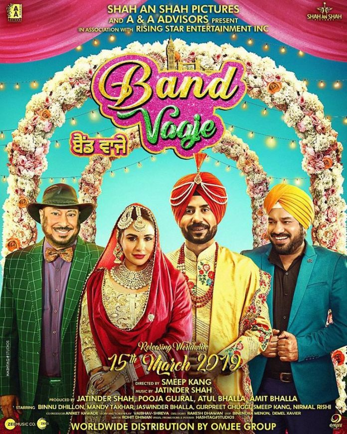 THE POSTER FOR 'BAND VAAJE' IS HERE