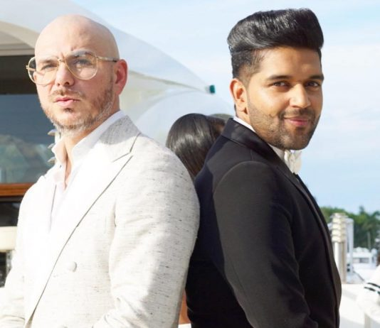 FIRST LOOK OF GURU RANDHAWA AND PITBULL'S UPCOMING TRACK IS COMING OUT SOON