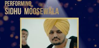 SIDHU MOOSEWALA TO PERFORM AT PUNJABI FILM AWARDS 2019