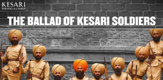 NEW RELEASE: TERI MITTI FROM THE UPCOMING MOVIE 'KESARI'