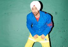 DILJIT DOSANJH SHARES FIRST GLIMPSE INTO 'KYLIE + KAREENA'
