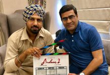 GIPPY GREWAL ANNOUNCES RELEASE DATE FOR 'ARDAAS 2'