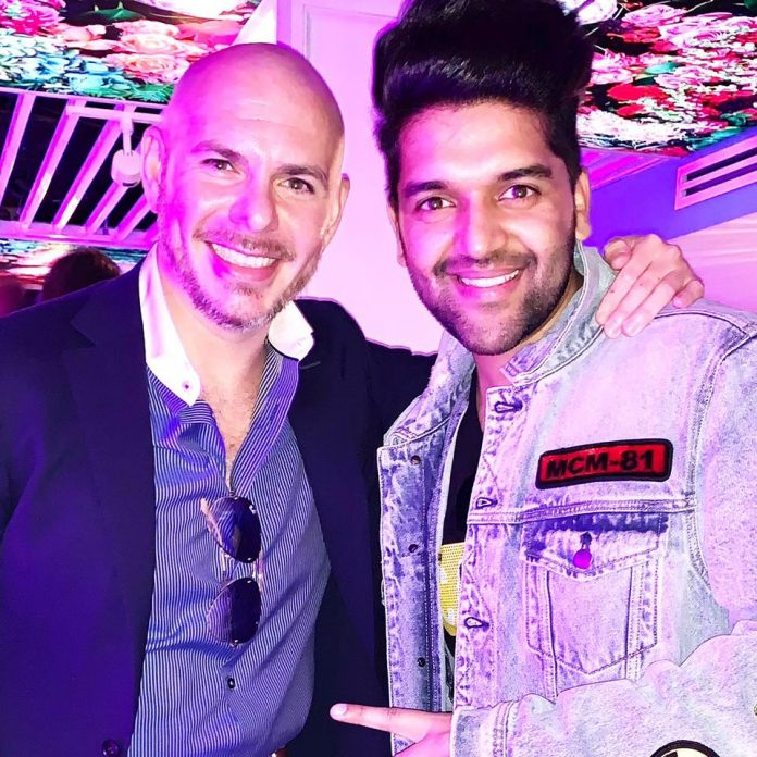 NEW RELEASE: GURU RANDHAWA FT. PITBULL - SLOWLY SLOWLY