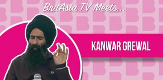 BRITASIA TV MEETS KANWAR GREWAL