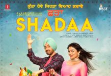 THE DILJIT DOSANJH AND NEERU BAJWA STARRER 'SHAADA' TRAILER IS HERE