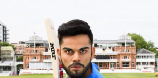 INDIAN CRICKET CAPTAIN VIRAT KOHLI LANDS A SPOT AT MADAME TUSSAUDS, LONDON