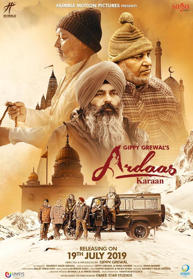 THE FIRST CHAPTER OF 'ARDAAS KARAN' IS FINALLY HERE
