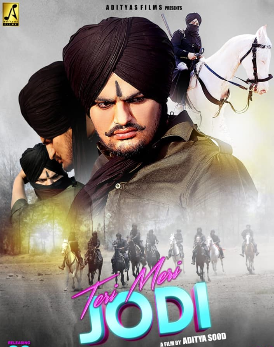 THE TEASER FOR SIDHU MOOSEWALA'S STARRER 'TERI MERI JODI' IS HERE