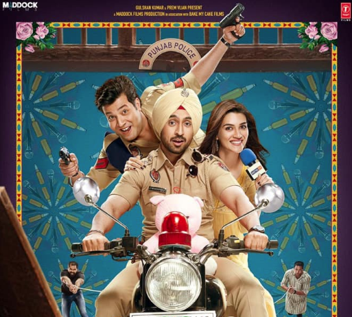 THE TRAILER FOR DILJIT DOSANJH'S 'ARJUN PATIALA' IS HERE