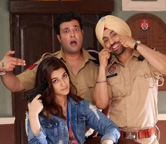 NEW RELEASE: SIP SIP FROM THE MOVIE 'ARJUN PATIALA'