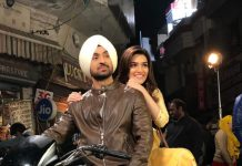NEW RELEASE: SACHIYA MOHABBATAN FROM THE UPCOMING MOVIE 'ARJUN PATIALA'