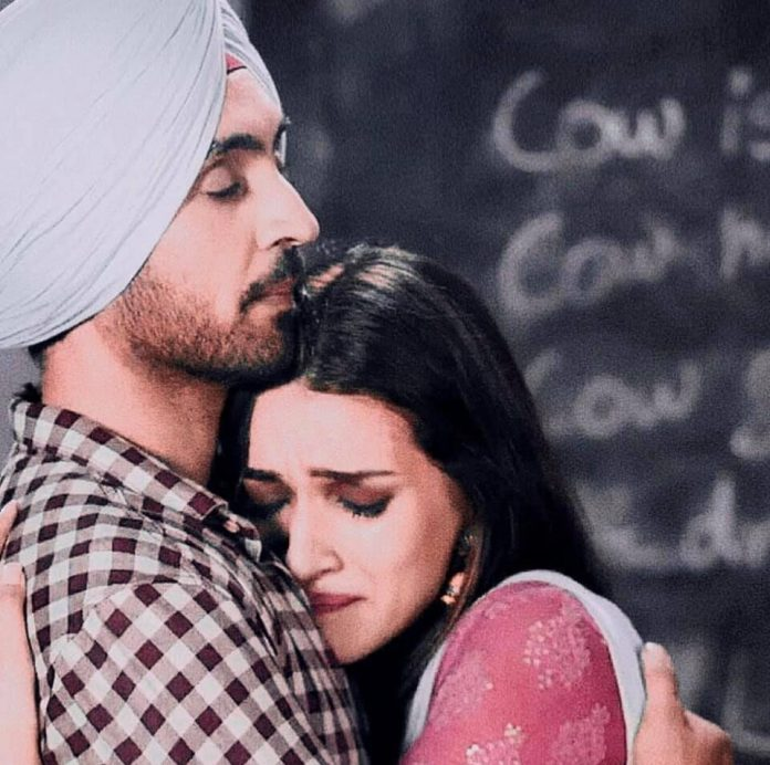 NEW RELEASE: DIL TODEYA FROM THE UPCOMING MOVIE 'ARJUN PATIALA'