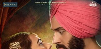 THE FIRST LOOK OF MANDY TAKHAR STARRER 'SAAK' IS HERE
