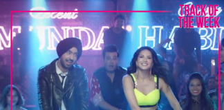 TRACK OF THE WEEK: GURU RANDHAWA | ARJUN PATIALA OST: CRAZY HABIBI VS DECENT MUNDA